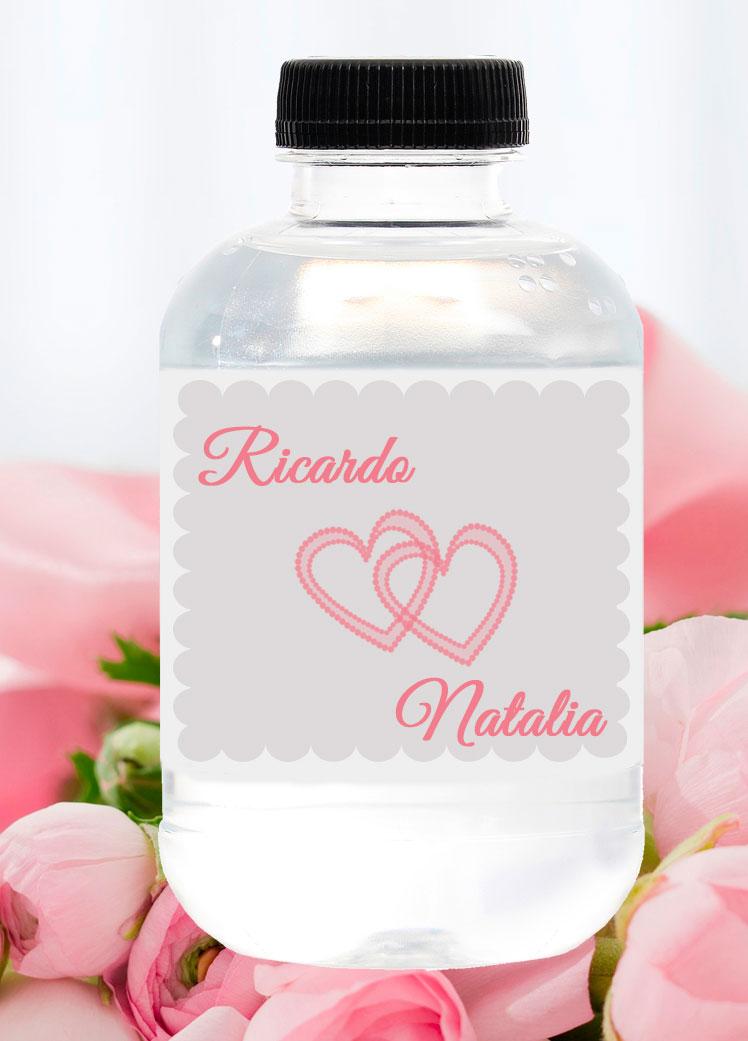 Botella AE101 Boda